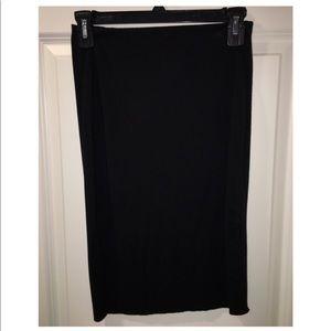 Old Navy Black Skirt XS